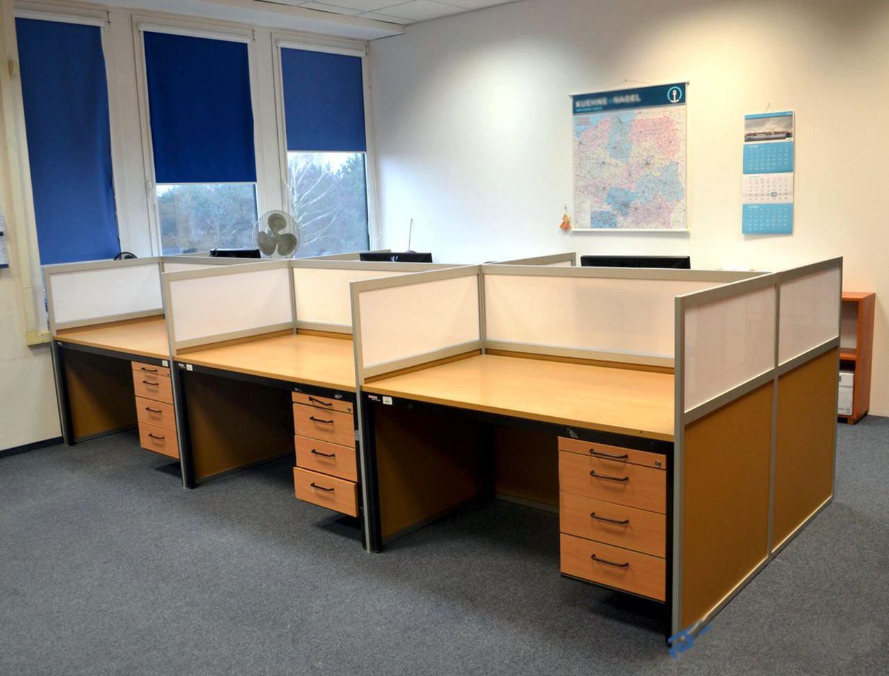 Usporiadanie kancelárií